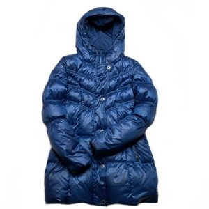 prAna Down Filled Puffer Milly Jacket Full Zip